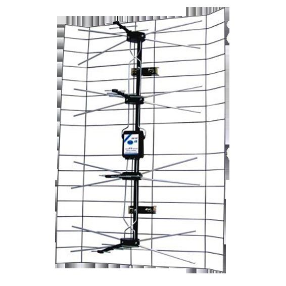 antene sa poja u010dalom   logaritamska  u0026 mre u017easta