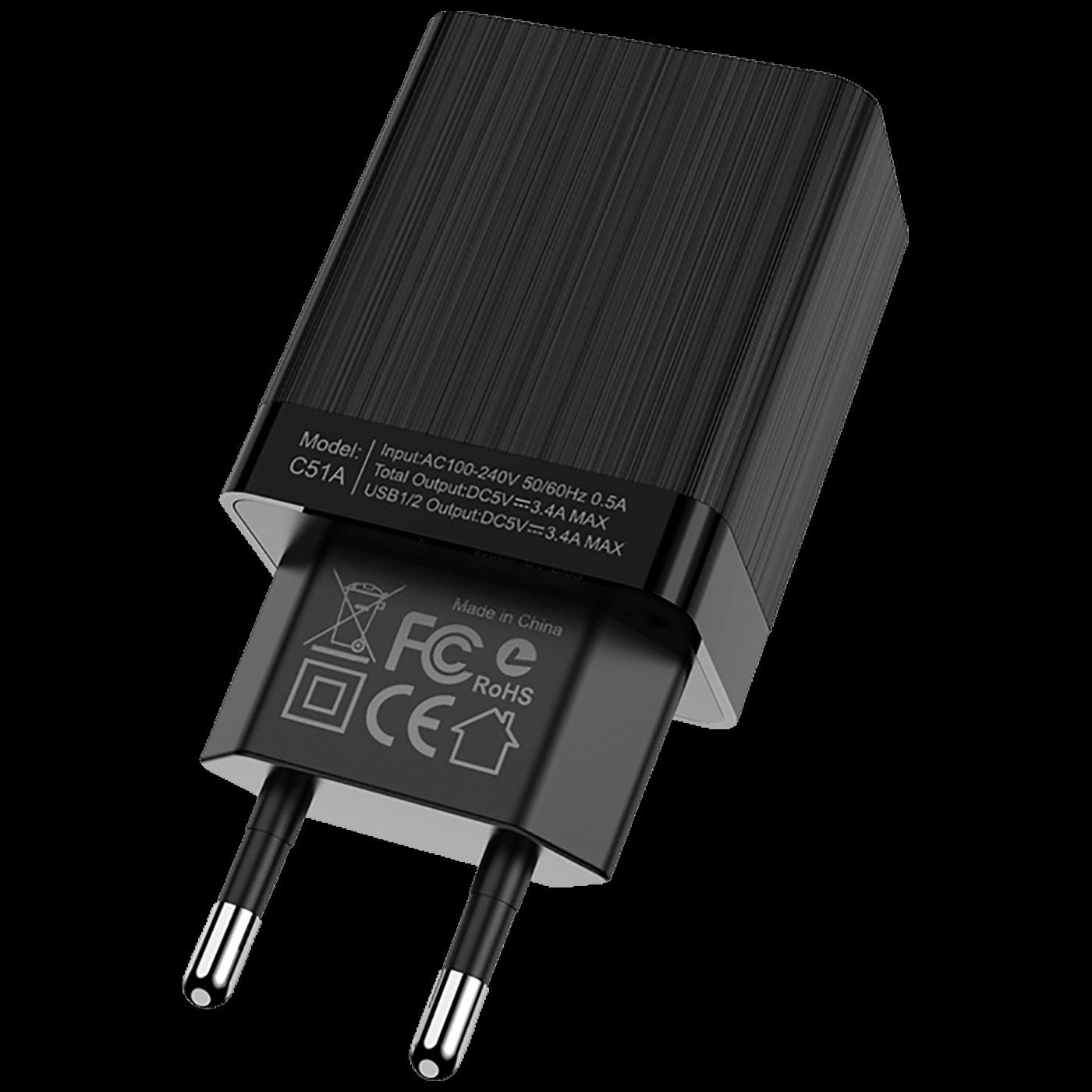 C51A Prestige power Black