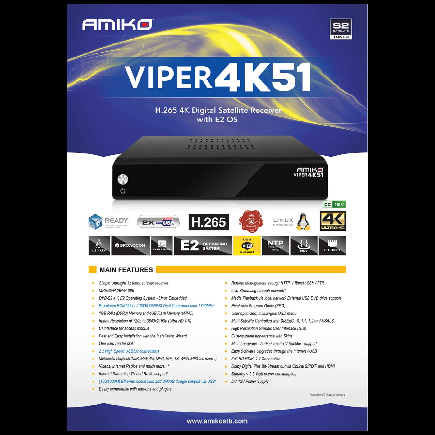 Viper 4K51