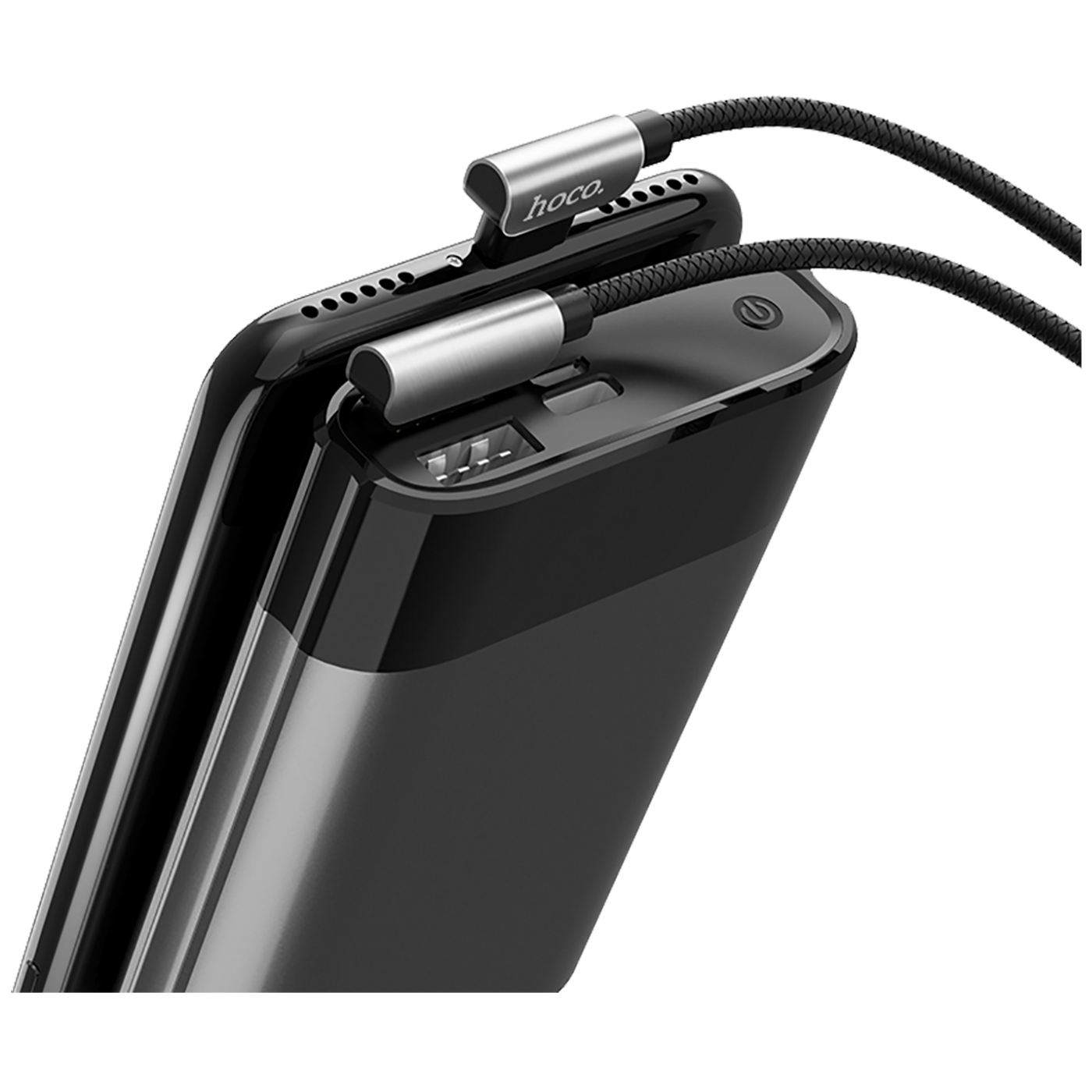 U42 Exquisite steel, USB type C, BK