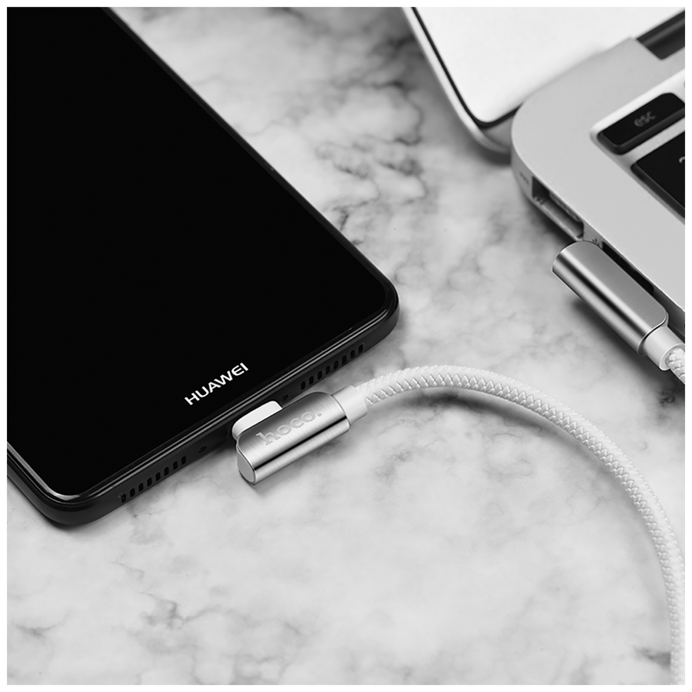 U42 Exquisite steel, USB type C, WH