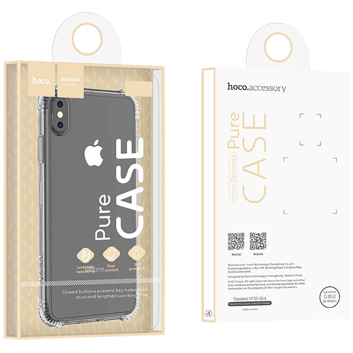 Armor series Case iPhone X/XS