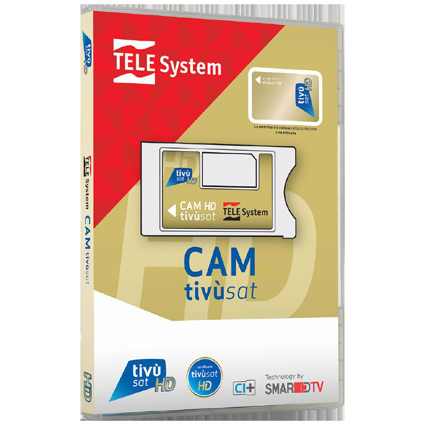 DECODER SMART CAM HD