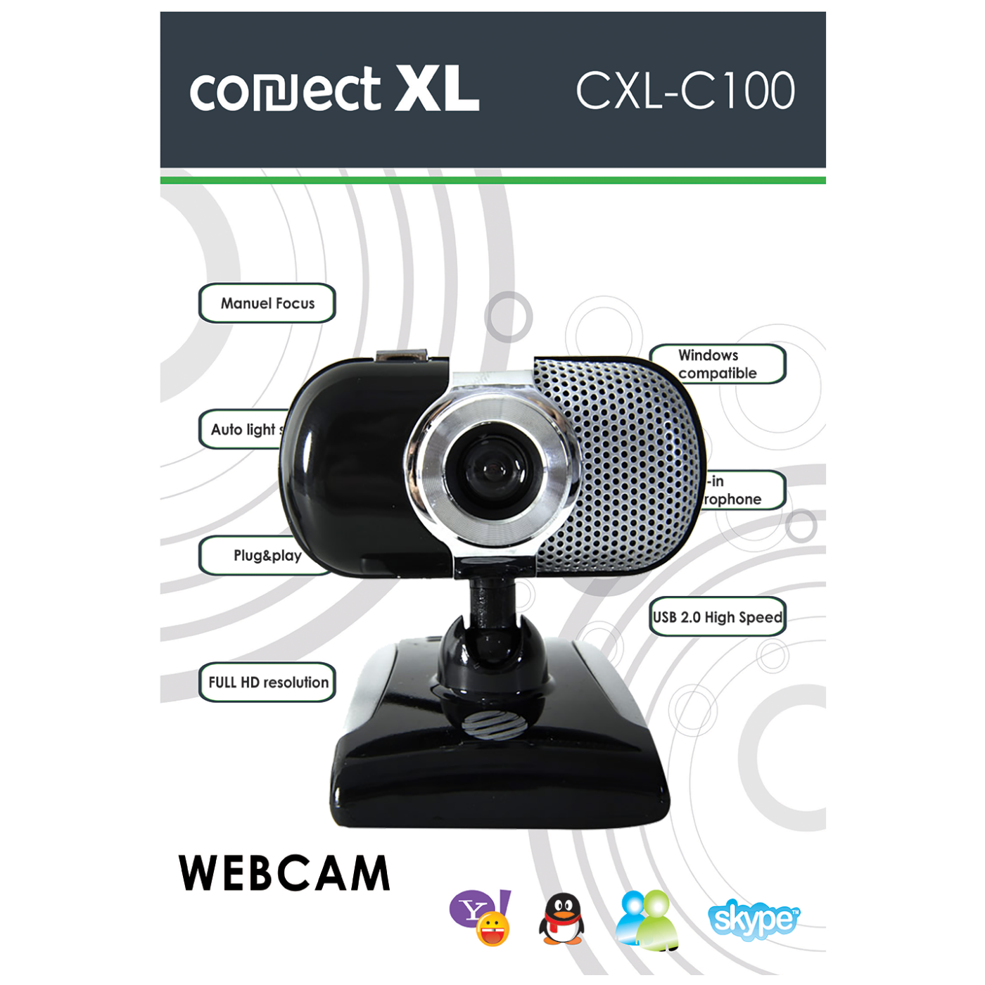 Connect XL - CXL-C100