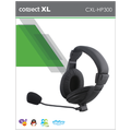 Connect XL - CXL-HP300