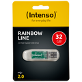 (Intenso) - USB2.0-32GB/Rainbow