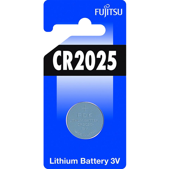 Fujitsu - CR2025/BP1