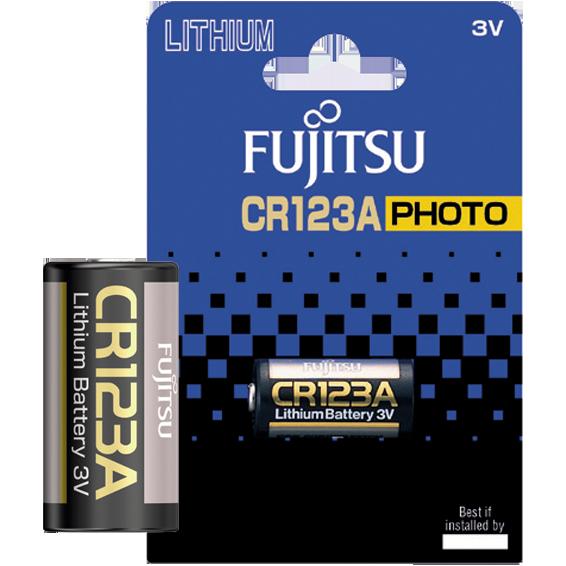 Fujitsu - CR123A(B)