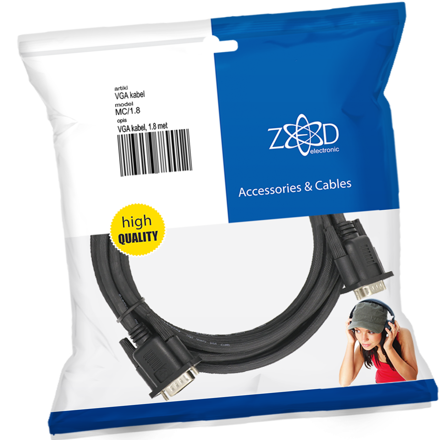 ZED electronic - MC/1,8