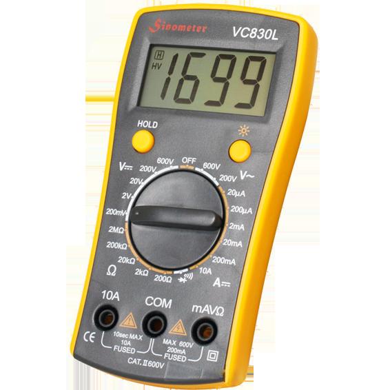 VC 830L