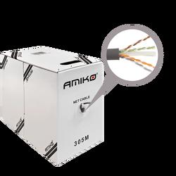 Amiko - CAT6 FTP CCA 305m
