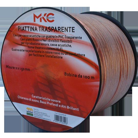 MKC - Kabel transp. 2x1,5
