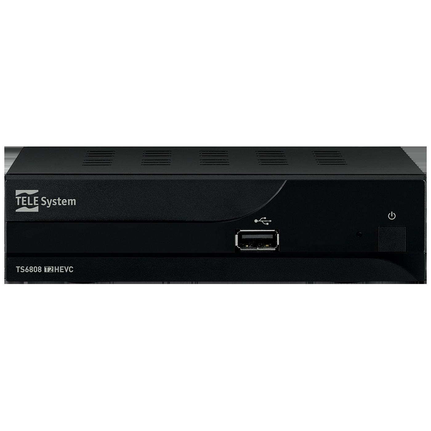 TS6808 T2 HEVC