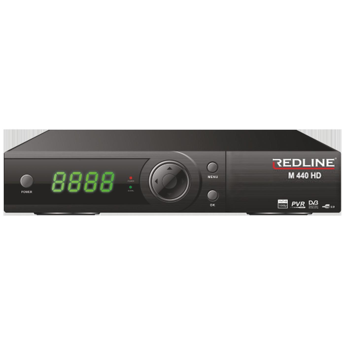 REDLINE - M440HD
